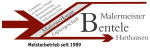 Logo Bentele Malermeister
